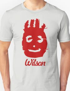 Cast Away Tom Hanks Wilson Chuck Movie Unisex T-Shirt