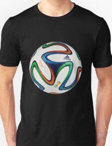 2014 FIFA World Cup Brazil match ball big enough for duvet T-Shirt