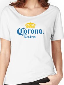 Corona Women's Relaxed Fit T-Shirt