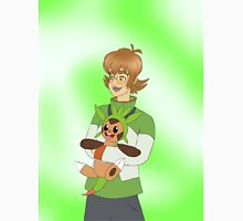 Voltron Pokemon - Pidge & Chespin Unisex T-Shirt