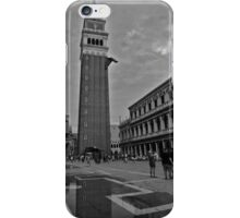 San Marco in Flight iPhone Case/Skin