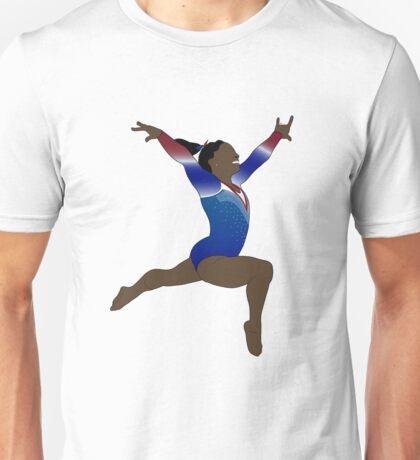 Simone Biles - Olympic Goddess Unisex T-Shirt