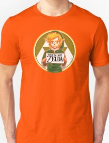 Dude I'm Not Zelda Unisex T-Shirt