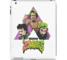 flatbush zombiez iPad Case/Skin