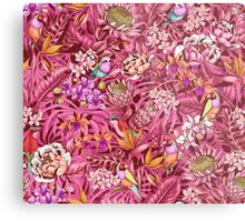 Stand Out! (tropical pink) Metal Print