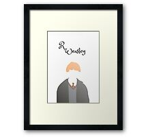 Ron Weasley Prints and Cases Framed Print