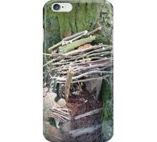 Forest Fairy Dwelling iPhone Case/Skin