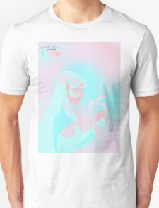 Cotton Candy Technopop Allura Unisex T-Shirt
