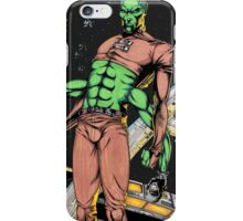 Ja the scientist iPhone Case/Skin