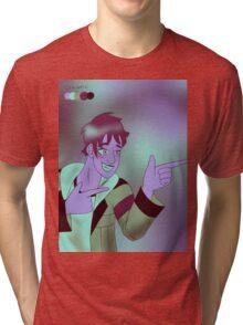 Draconic Lance Tri-blend T-Shirt