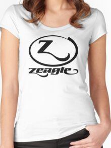Zeagle Dive Systems Regulators Women's Fitted Scoop T-Shirt