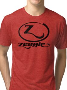 Zeagle Dive Systems Regulators Tri-blend T-Shirt
