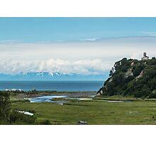 Deep Creek Alaska Photographic Print