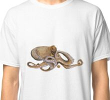 Pale Octopus Classic T-Shirt