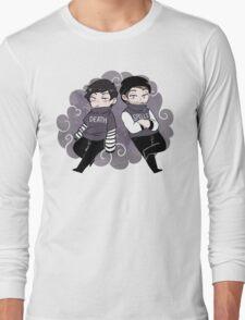 Death Spells Vector 2 Long Sleeve T-Shirt