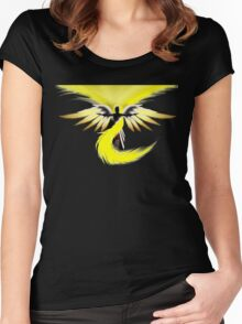 overwatch mercy Women's Fitted Scoop T-Shirt