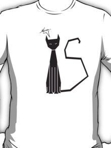 Meow Cat T-Shirt