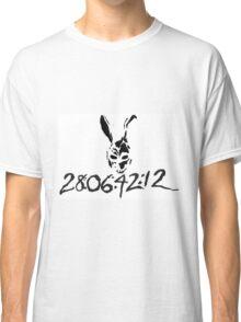 DONNIE DARKO - 28:06:42:12 Classic T-Shirt