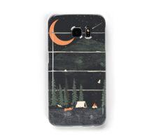 Wish I Was Camping... Samsung Galaxy Case/Skin