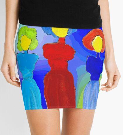 Three Sisters Mini Skirt
