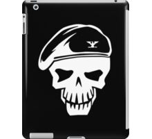 Suicide Rickflag in White iPad Case/Skin