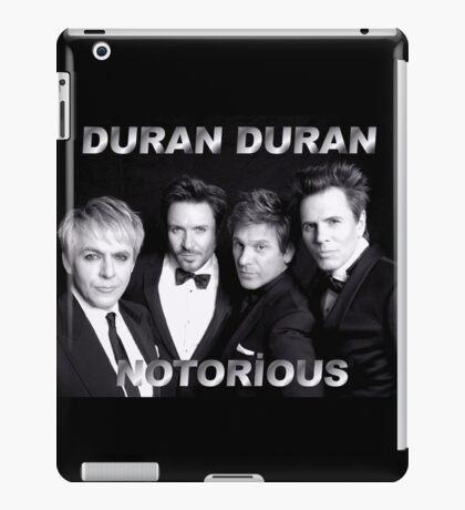 notorius duran duran dolly iPad Case/Skin