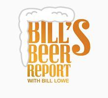Bill's Beer Report Logo Unisex T-Shirt