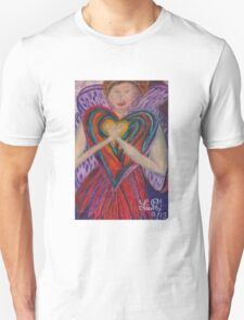 Cherishing Heart Unisex T-Shirt