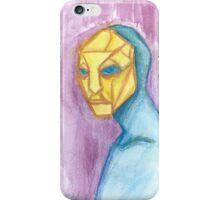 golden mask iPhone Case/Skin