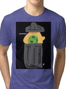 Peridot is home Tri-blend T-Shirt