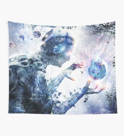 Born of Osiris Album Cover, 2013 Wall Tapestry