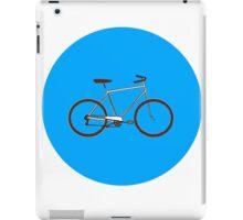 Bicycle Power iPad Case/Skin