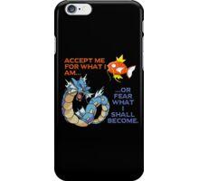 Magikarp - Accept Me iPhone Case/Skin