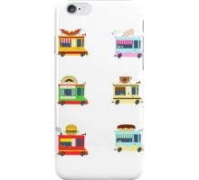 Fast Fast Food iPhone Case/Skin