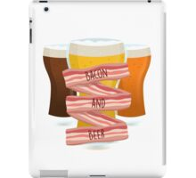 Bacon and Beer iPad Case/Skin