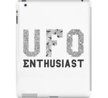 UFO Enthusiast iPad Case/Skin