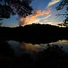 Crowders Sunset by Otto Danby II
