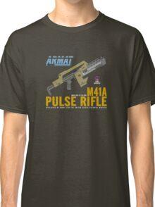 Aliens M41A Pulse RIfle Classic T-Shirt