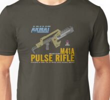 Aliens M41A Pulse RIfle Unisex T-Shirt