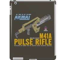 Aliens M41A Pulse RIfle iPad Case/Skin