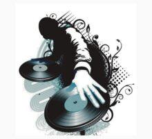 DJ One Piece - Short Sleeve