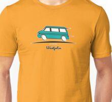 Westfalia VW Bus T4 Eurovan MV Unisex T-Shirt