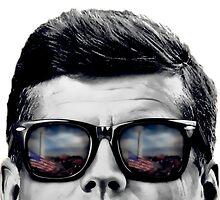 JFK Concept Art (Re-do) by TruthtoFiction