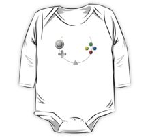 Dreamcast Buttons One Piece - Long Sleeve
