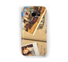 Sic Parvus Magna Samsung Galaxy Case/Skin