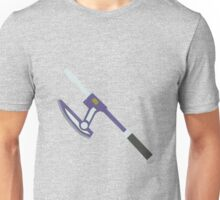 Power Rangers In Space Astro Axe Unisex T-Shirt