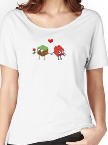 Building Love  Women's Relaxed Fit T-Shirt