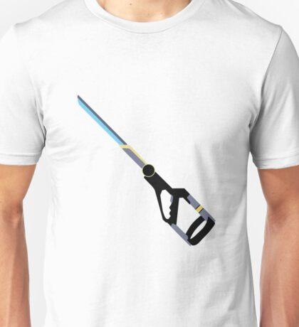 Power Rangers In Space Super Silverizer Unisex T-Shirt