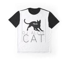 DJ Allie Cat #Ballie Graphic T-Shirt