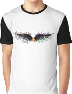 All the Supernatural Campaigns Graphic T-Shirt